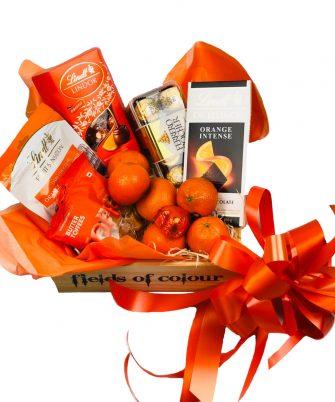 Orange Gift Hamper