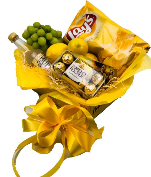 Yellow Gift Hamper