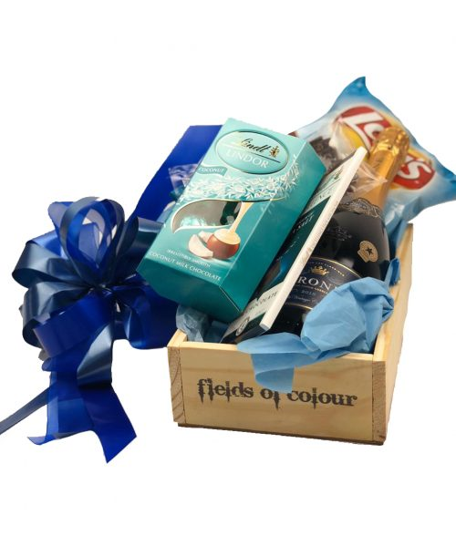 Blue Corporate Hamper